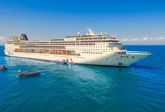 MSC Cruises Sinfonia