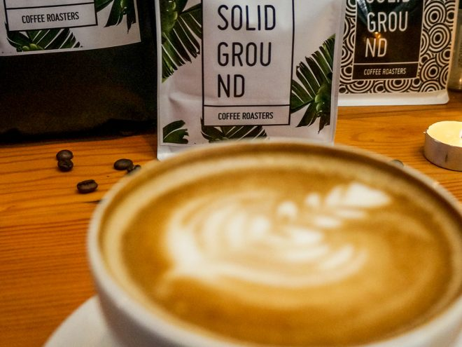 Solid Ground Roastery